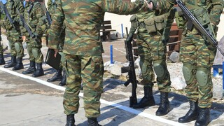 Στρατός Ξηράς: Αλλαγή των ημερομηνιών κατάταξης για τη 2020 Ε' ΕΣΣΟ