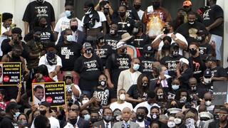 ΗΠΑ: Χιλιάδες διαδηλωτές κατά του ρατσισμού στην 57η επέτειο ομιλίας του Μάρτιν Λούθερ Κινγκ