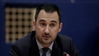 Χαρίτσης: Υπάρχουν επικίνδυνα σημεία στην συμφωνία για την ΑΟΖ με την Αίγυπτο