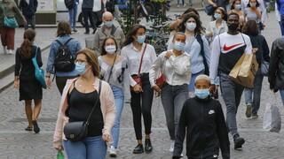 Κορωνοϊός - Γαλλία: Αριθμός ρεκόρ νέων κρουσμάτων σε ένα 24ωρο μετά το lockdown