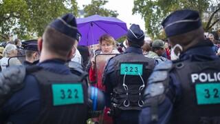 Κορωνοϊός - Παρίσι: Δεκάδες πρόστιμα 135 ευρώ για τη μη χρήση μάσκας