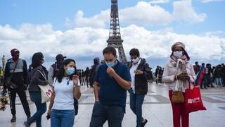 Γαλλία: 5.453 νέα κρούσματα και έξι θάνατοι μέσα σε ένα εικοσιτετράωρο