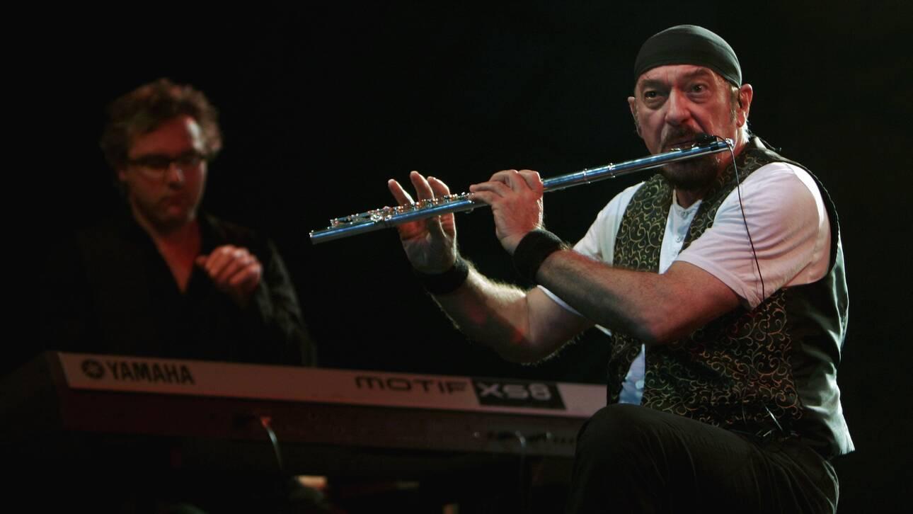 Οι Jethro Tull ακυρώνουν τη συναυλία στην Τεχνόπολη λόγω κορωνοϊού