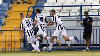 Απόλλων Σμύρνης - Ξάνθη 3-1: Επιστροφή στην Super League για την «Ελαφρά Ταξιαρχία»
