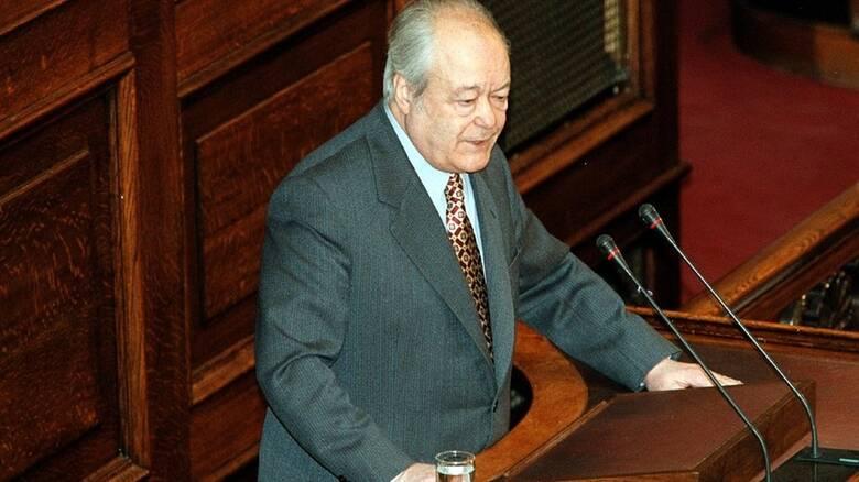 Νίκος Γκελεστάθης: Πέθανε ο πρώην υπουργός και βουλευτής της Νέας Δημοκρατίας