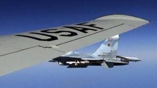 Ρωσικά αεροσκάφη αναχαίτισαν αμερικανικό βομβαρδιστικό πάνω από τη Μαύρη Θάλασσα