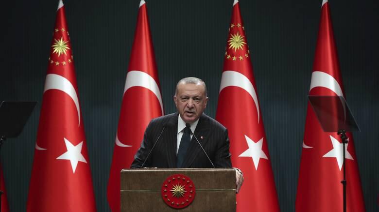 Πολεμικές ιαχές από Ερντογάν: «Έλληνες, θα πληρώσετε το τίμημα»