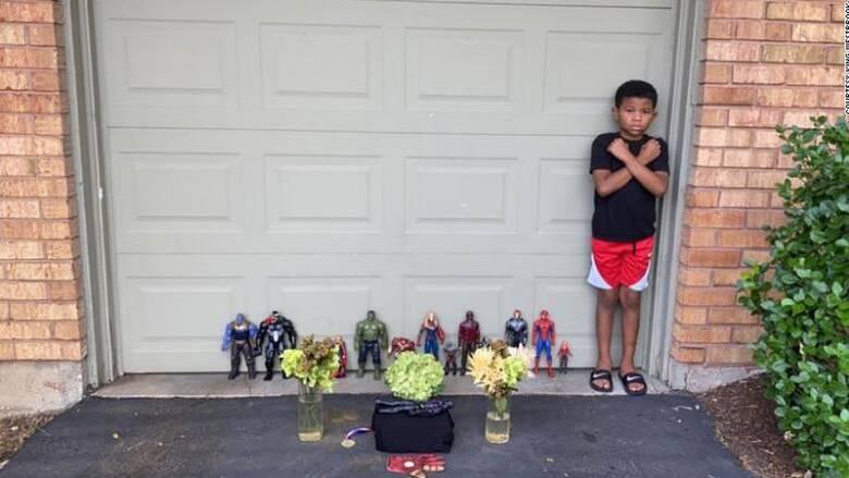 Chadwick Boseman: Το συγκινητικό «αντίο» 7χρονου στον Black Panther