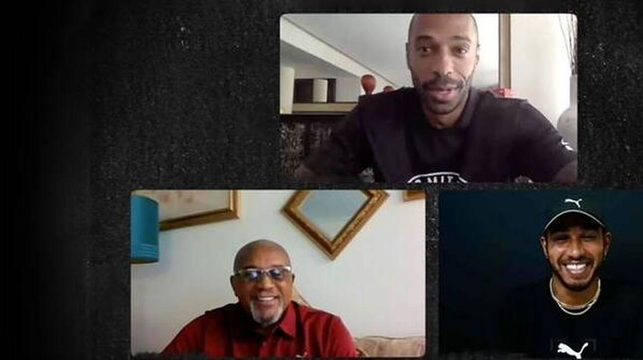 «Is Anyone Listening?» - Tρεις κορυφαίοι αθλητές συζητούν για το ρατσισμό (vid)