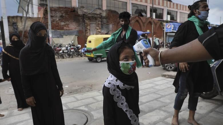 Κορωνοϊός - Ινδία: Τα 3,6 εκατομμύρια έφθασαν τα κρούσματα