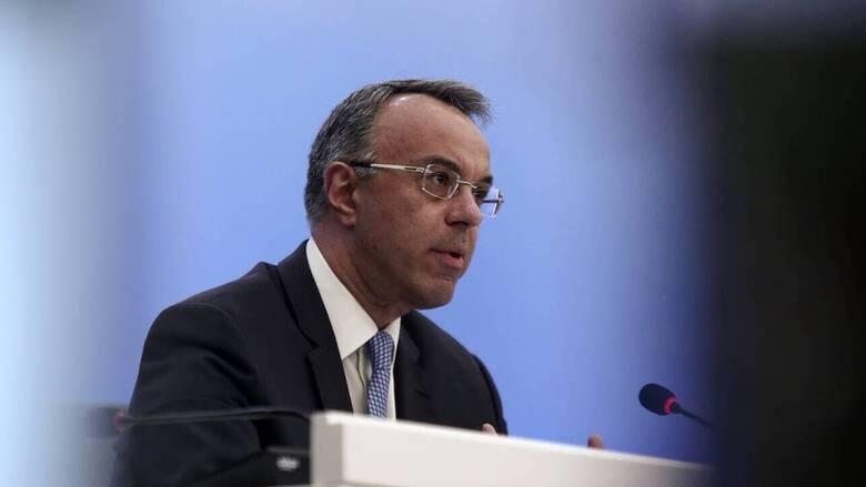 Σταϊκούρας: Μετάθεση οφειλών σε εφορία και ασφαλιστικά ταμεία τον Απρίλιο του 2021