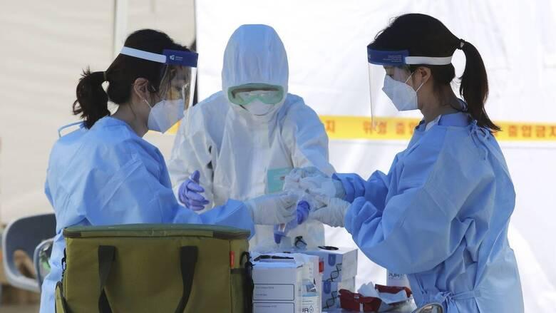 Κορωνοϊός: Κινδυνεύουν οι υπηρεσίες υγείας - Τι δείχνει νέα έρευνα του ΠΟΥ
