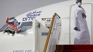 Πραγματοποιήθηκε η πρώτη ισραηλινή εμπορική πτήση από το Ισραήλ προς τα ΗΑΕ