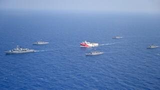Με αντι-NAVTEX απαντά η Ελλάδα στη νέα παράνομη τουρκική NAVTEX για το Oruc Reis