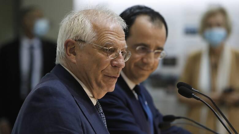 Κύπρος: Τηλεφωνική επικοινωνία Νίκου Χριστοδουλίδη με τον Ζοζέπ Μπορέλ