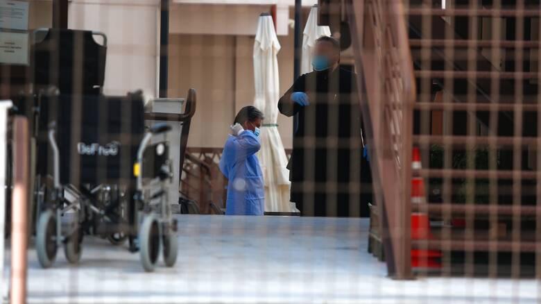 Πρόστιμο 10.000 ευρώ σε οίκο ευγηρίας στη Νίκαια για μη τήρηση μέτρων προστασίας