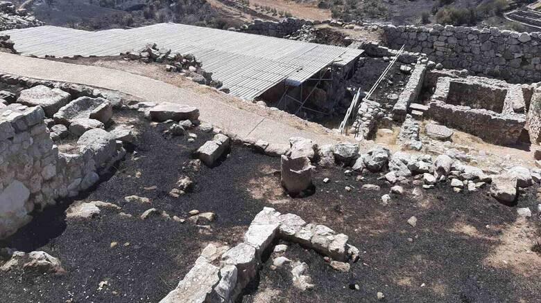 Μενδώνη για Μυκήνες: «Ανέγγιχτο» βρήκαν τον αρχαιολογικό χώρο οι επισκέπτες σήμερα