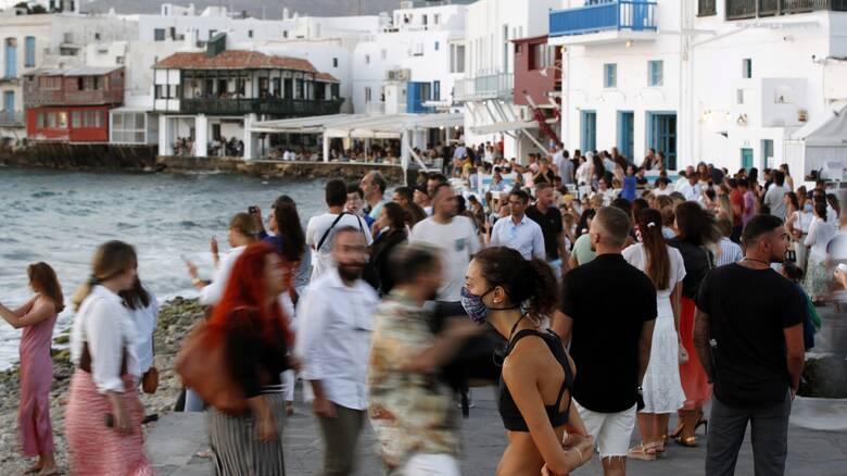 Κορωνοϊός: 3.386 τα ενεργά κρούσματα στην Ελλάδα