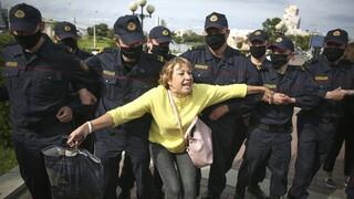 Λευκορωσία: Η αντιπολίτευση ίδρυσε κόμμα - Επιβολή κυρώσεων εξετάζουν οι ΗΠΑ