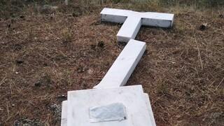 Τατόι: Βανδαλισμός στους τάφους του Παύλου και της Φρειδερίκης