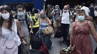 Βατόπουλος για κορωνοϊό: Έχουμε πυρκαγιά έτοιμη να φουντώσει - Τα «στοιχήματα» για περιορισμό
