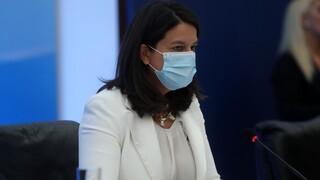 Κεραμέως: Δεν θα μπαίνει κανείς στην τάξη χωρίς μάσκα