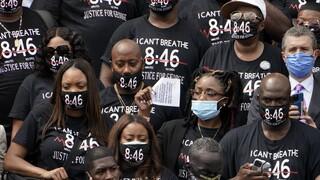 ΗΠΑ: Δυσανάλογα υψηλός ο αριθμός των μαύρων που πέφτουν νεκροί από σφαίρες αστυνομικών