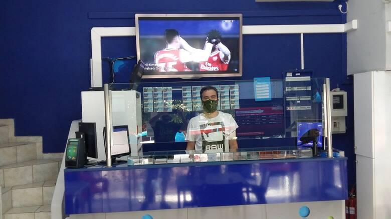 TZOKEΡ:Το πρακτορείο ΟΠΑΠ στη Μαρίνα Ζέας με το χρυσό δελτίο των 5,1 εκατ. ευρώ – Τι δηλώνει ο ίδιος