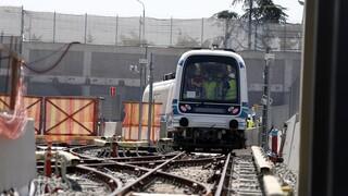 Μετρό Θεσσαλονίκης: Συρμοί σε κίνηση για πρώτη φορά