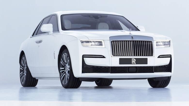 Αυτοκίνητο: Η καινούργια Rolls Royce Ghost δεν είναι πια η μικρή αδελφή της Phantom