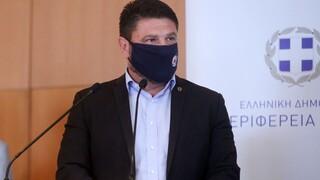 Τηλεδιάσκεψη Χαρδαλιά με την Ένωση Περιφερειών Ελλάδας και τη συμμετοχή του ΕΟΔΥ