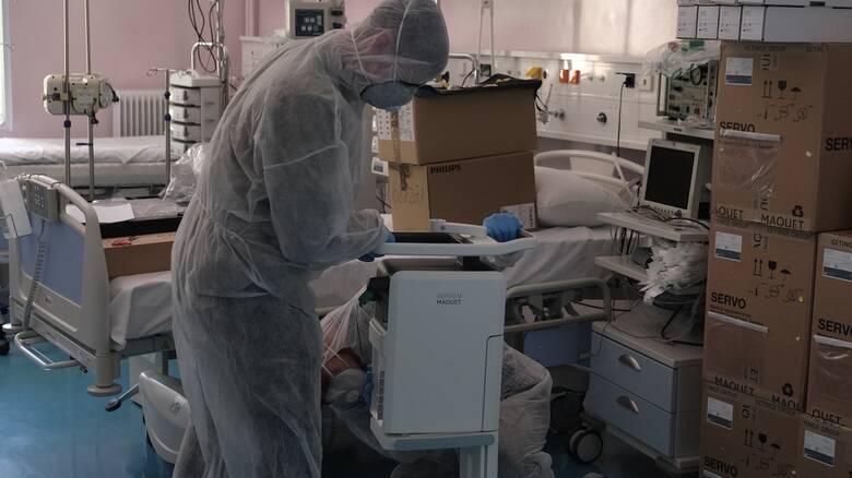 Κορωνοϊός: Κατέληξε 69χρονη στο νοσοκομείο «Σωτηρία» – Στους 274 οι νεκροί