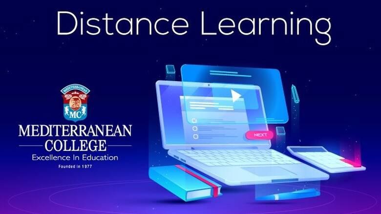 Η εμπειρία της αναβαθμισμένης distance learning φοίτησης σε πρώτο πλάνο