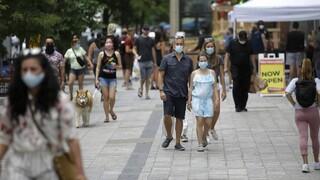 Κορωνοϊός: Πλησιάζουν τους 186.000 οι νεκροί στις ΗΠΑ