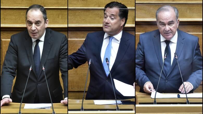 Κορωνοϊός: Σε καραντίνα τρεις υπουργοί της κυβέρνησης