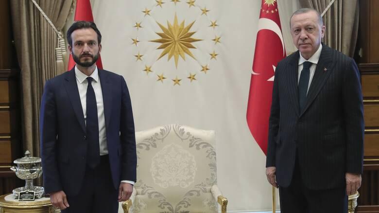 Τουρκία: Αντιδράσεις από την επίσκεψη του προέδρου του Ευρωπαϊκού Δικαστηρίου