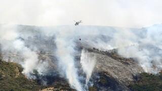 Μήνυμα από το 112: Προειδοποίηση για υψηλό κίνδυνο πυρκαγιάς στην Αττική