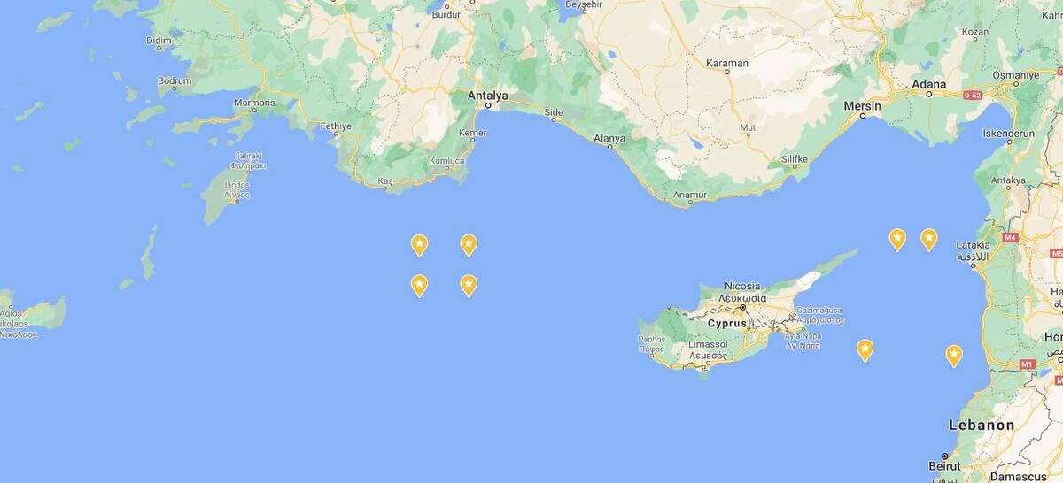 map navtex 02092020