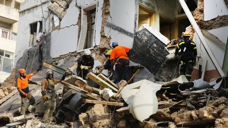 Έκρηξη στη Βηρυτό: Ίχνη ζωής μέσα από τα ερείπια ένα μήνα μετά την τραγωδία