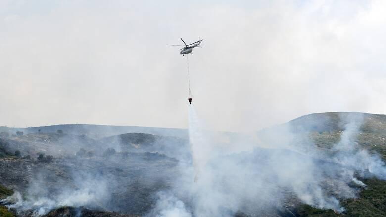 Πυρκαγιές: Σήμερα η πιο επικίνδυνη μέρα του καλοκαιριού - Οι «κόκκινες» περιφέρειες