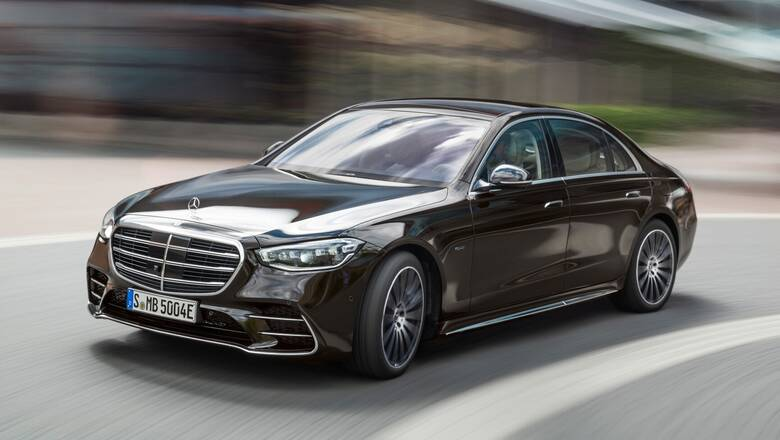 H νέα Mercedes S-Class είναι πολυτελέστατη και high tech σε όλους τους τομείς