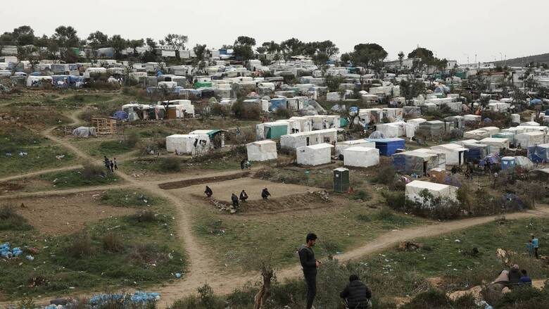 Γιατροί Χωρίς Σύνορα: Αδικαιολόγητη και απάνθρωπη η καραντίνα στον καταυλισμό της Μόριας
