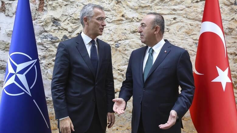 Επικοινωνία Στόλτενμπεργκ με Τσαβούσογλου για Ανατολική Μεσόγειο