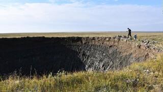 Το μυστήριο των τεράστιων κρατήρων στην τούνδρα της Σιβηρίας και ο ρόλος της κλιματικής αλλαγής