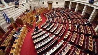 Βουλή: Κατατέθηκαν οι ΠΝΠ με τα μέτρα αντιμετώπισης των συνεπειών του κορωνοϊού