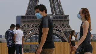 Κορωνοϊός - Γαλλία: Αναμένεται εμφάνιση πιο σοβαρών κρουσμάτων μέσα στις επόμενες 15 ημέρες