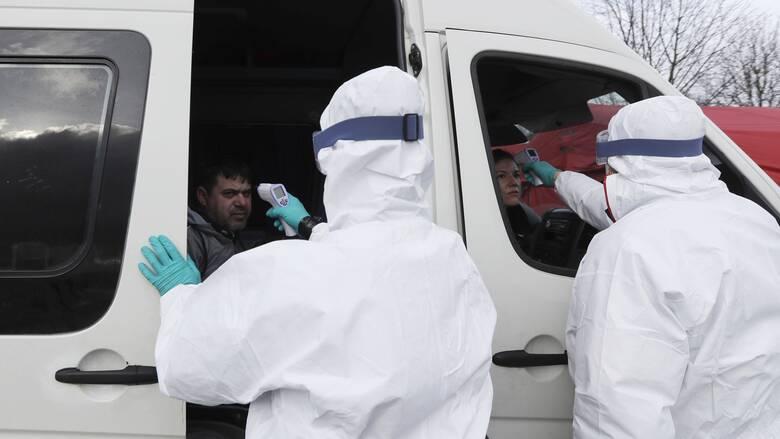 Κορωνοϊός - Σλοβακία: Η μεγαλύτερη αύξηση κρουσμάτων από την έναρξη της πανδημίας