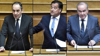 Κορωνοϊός: Αρνητικοί και οι τρεις υπουργοί που βρίσκονται σε καραντίνα
