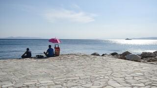 Καιρός: Αίθριος με ισχυρούς ανέμους στο Αιγαίο την Κυριακή
