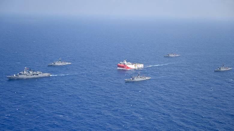 Ελληνοτουρκικά: Η παραμονή των πλοίων μπλοκάρει τον διάλογο - CNN.gr